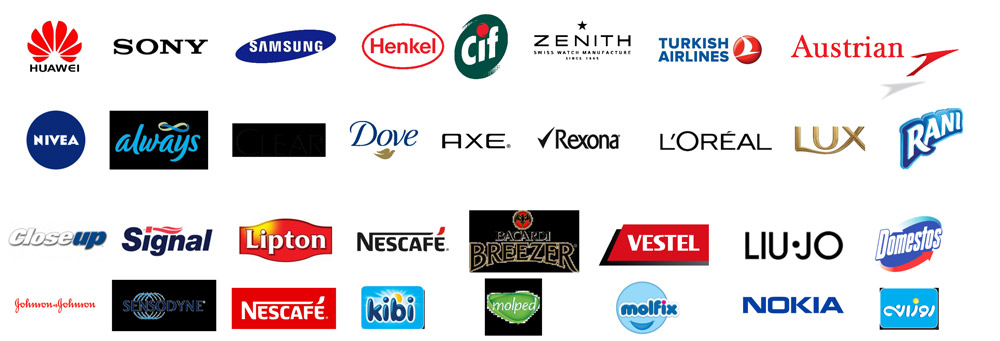 مشتریان بین المللی